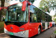 BYD Ônibus 100% elétrico em Campinas - SP - Revista Fórum Brasil de Gestão Ambiental - FBGA