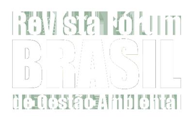 Revista Fórum Brasil de Gestão Ambiental FBGA
