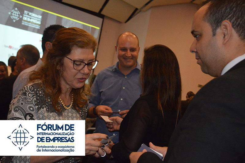 Fórum de Internacionalização de Empresas - Leonardo Tiroli - Revista Fórum Brasil de Gestão Ambiental